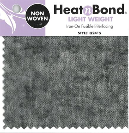 HEAT and BOND LIGHT WEIGHT CHARCOAL
