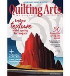 Quilting Arts August - September 2018 Issue 94