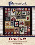 Farm Fresh Applique ME Quilt With Redemption Code