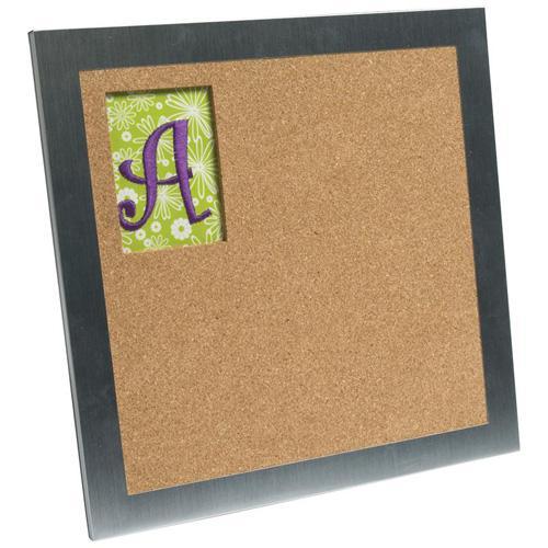 QuickStitch Cork Board Frame