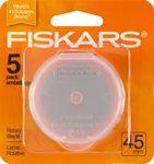 Fiskars 45mm Replacement  Blades 5ct