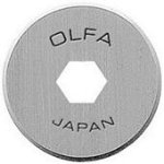 OLFA 18mm Replacement Blade 2Pk