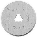 28mm Olfa Replacement Rotary Blade 5/pk - RB28-5