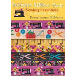 Sewing Essentials Designer Ribbon Pack (Jessica Jones)