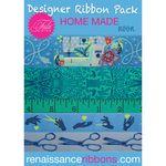 Tula Pink HomeMade Noon Designer Ribbon Pack