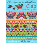 Springtime Renaissnace Ribbon Pack