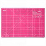 Olfa Cutting Mat Pink 12in x 18in