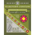 Mariner's Compass Ruler Fat