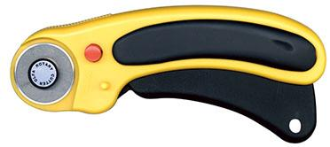 60mm Olfa Ergo Rotary Cutter - RTY-3/DX
