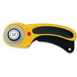 60mm Olfa Deluxe Ergonomic Rotary Cutter