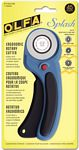Olfa Ergonomic 45mm Rotary Cutter -  Pacific Blue