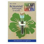 Roxanne Applique Needles 50tu