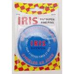Iris 1-1/4in Super Fine Pins