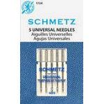 Sewing Machine Needles Schmetz Universal 5-pk size 8/60