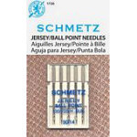 Schmetz Jersey/Ballpoint 5-pk sz14/90