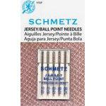 Schmetz Jersey/Ballpoint Assortment 70/80/90 5pack