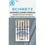 Schmetz Microtex Machine Needle 14/90 #1731