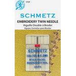Schmetz Double Emb 1pk