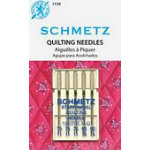 Schmetz Quilting 5-pk Assortment size 75 & 90
