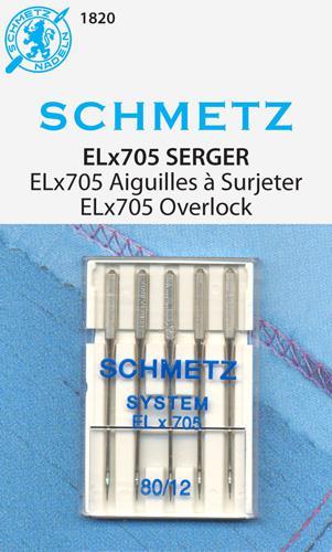 Schmetz System 80/12
