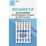 Machine Needles : ELX705 5pk - 12/14