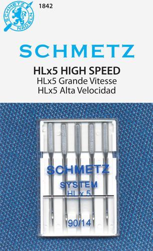 Schmetz HLx5 Quilt sz9014 5pk
