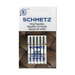 Schmetz Vinyl Needles Assorted Sizes 5-Pack