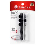 Button Fast Replacement Buttons & Fastener Singer