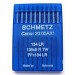 Needles Schmetz Leather Rev Twist 10p S134LR14