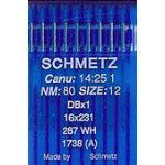 Schmetz 16X231 sz8012 10pkg