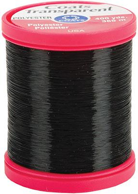 Coats Transparent Polyester Thread 400yd