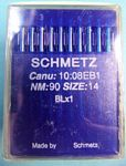 Overlock BLX1 sz14 10 Schmetz Needles