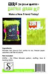 EARie - The Pillow Monster Kit - Electric Green