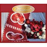 Patchwork Valentine Table Runner