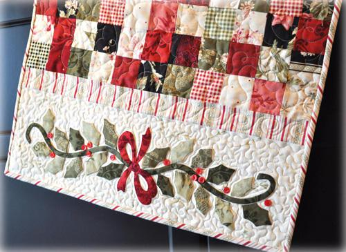Enchanted Holiday Table Runner