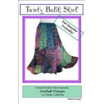 Twirly Batik Skirt