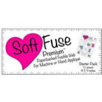 Soft Fuse Premium Starter Pack 10 Sheets 8 x 9 Inches