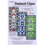Stained Glass Windows Applique Design