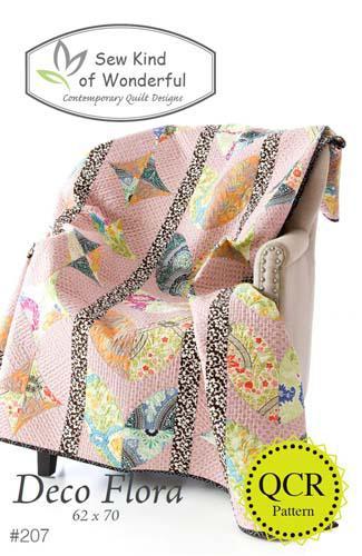 Deco Flora - Sew Kind of Wonderful