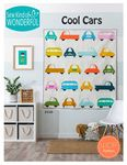 Sew Kind of Wonderful - Cool Cars