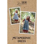Metamorphic Dress Sewing Pattern  by Sew Liberated