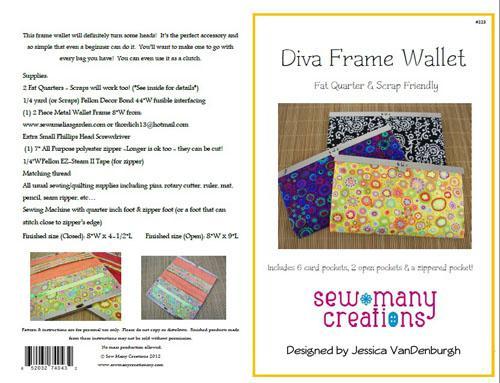 Diva Frame Wallet