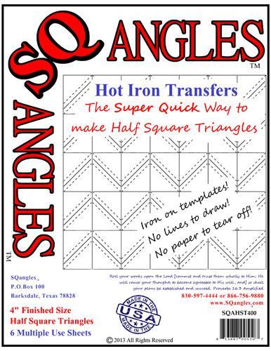 SQangles HST 4