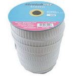 Elastic Flat Woven Non-Roll 1in-1yd