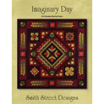 Imaginary Day BOM Embroidery CD