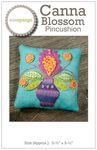 Canna Blossom Pincushion Kit