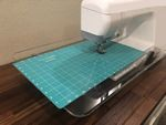 Sew Steady Grid Glider 12in x 20in