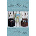 Who's Night Out Purse Pattern