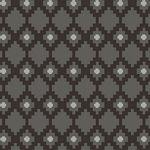Avalana-Organic Jacquard Knit Diamonds Grey