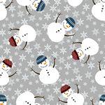 AVALANA Sweat Brushed--Snowmans Grey